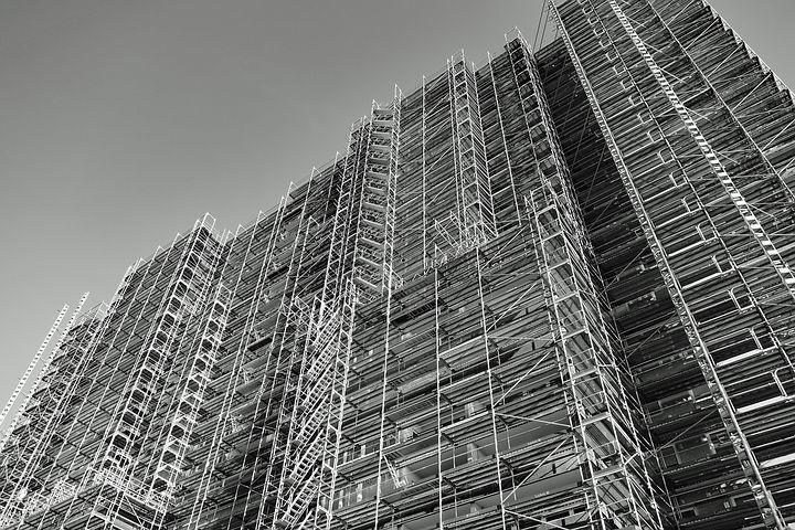 high scaffolding